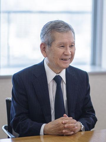 おもと会グループ 理事長 石井和博