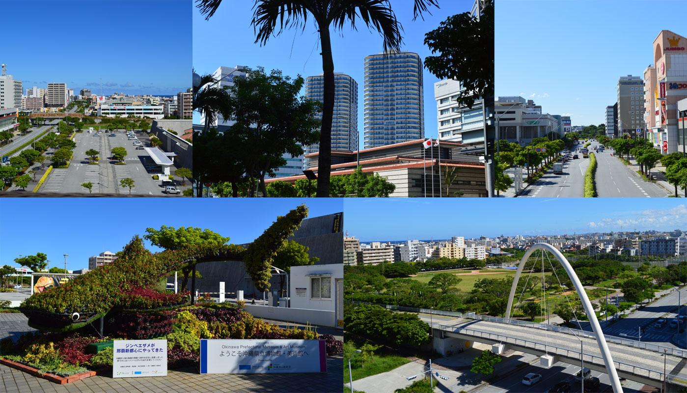 大浜第一病院周辺の様子