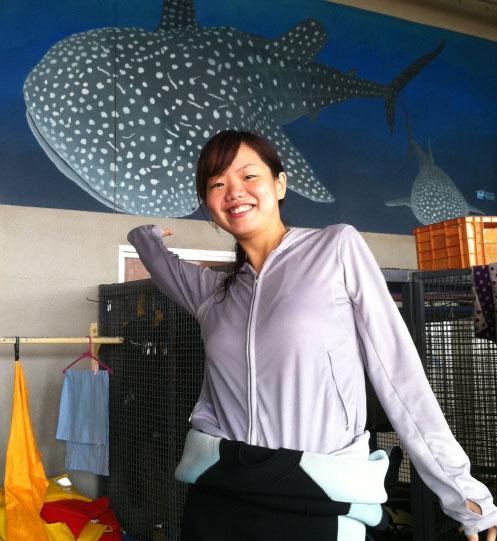 理学療法士 稲川 智子さん