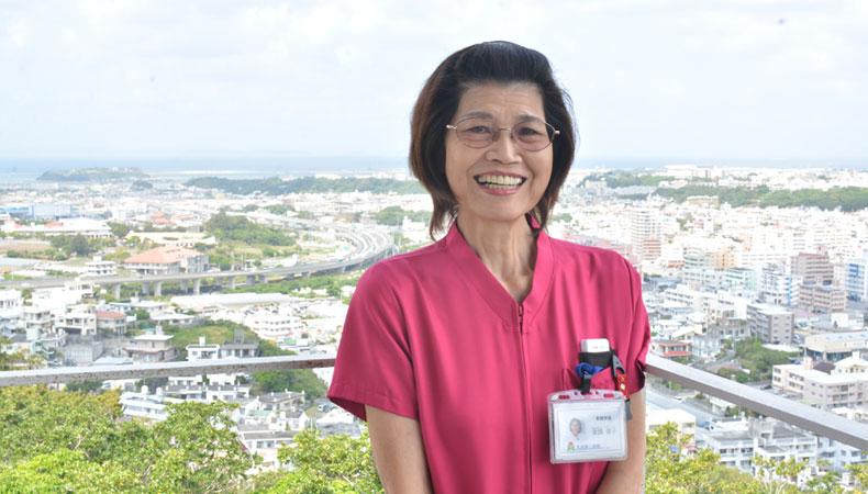 大浜第二病院 看護部長 宮國栄子