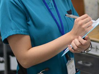 看護部採用について