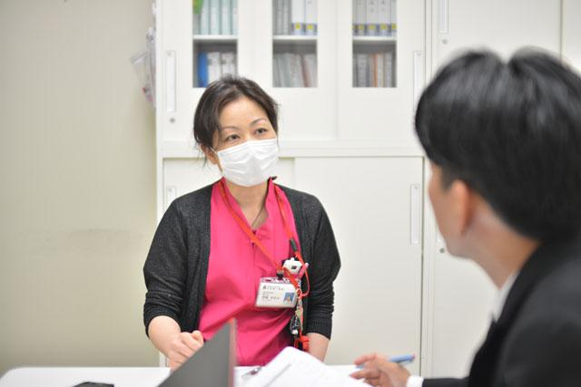 10:00 感染対策室業務