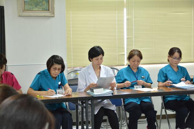 12:00 医療安全管理委員会へ参加