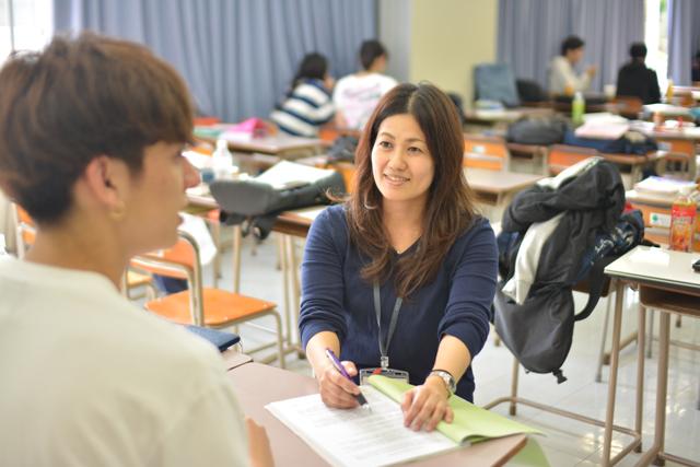 16:30 学生個別指導