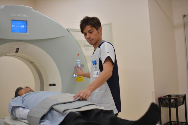 11:00 MRI検査