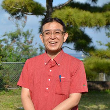 デイケアセンター あめくの杜 課長 渡久地 章仁